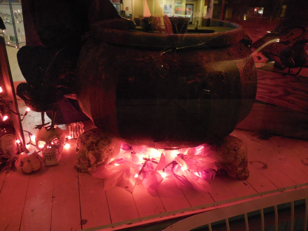 Rusty Cauldron